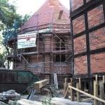 Baustelle Dorfkirche